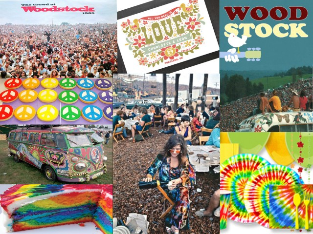 Woodstock Then & Now