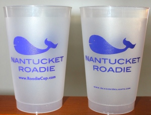 Nantucket Roadie Cups from RoadieCup.com