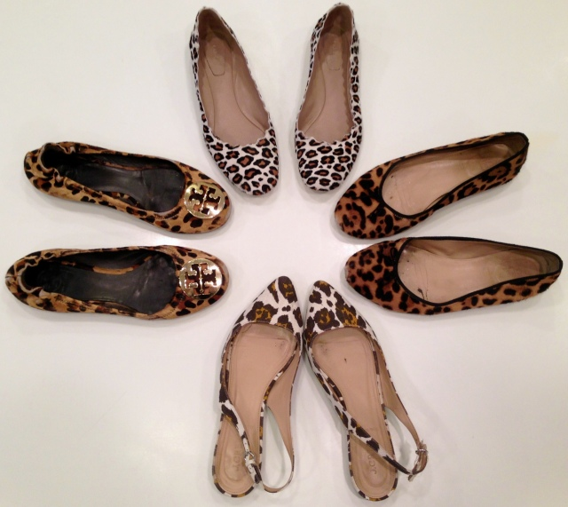 Leopard Love...my hunt for the perfect pair of leopard print flats